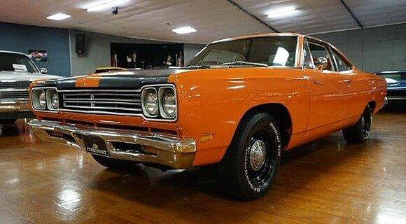 1969 Plymouth Roadrunner for sale 101002083