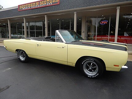 1969 Plymouth Roadrunner for sale 101037544