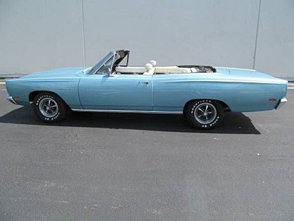 1969 Plymouth Satellite for sale 100836809