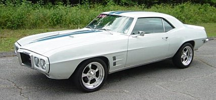 1969 Pontiac Firebird for sale 100726989