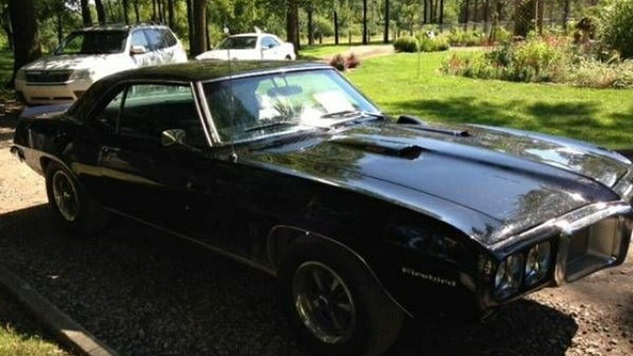 1969 Pontiac Firebird for sale near Cadillac, Michigan 49601 ...