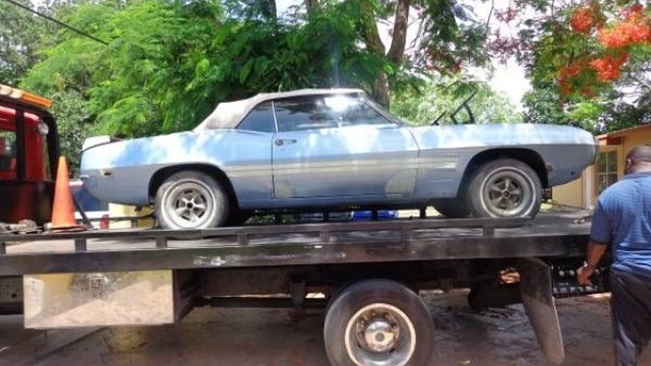 1969 Pontiac Firebird for sale 100855159