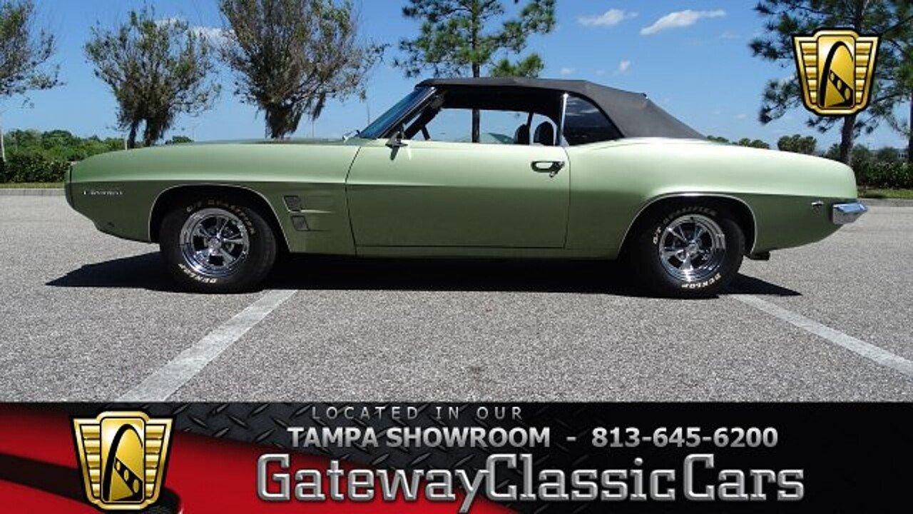 1969 Pontiac Firebird for sale near O Fallon, Illinois 62269 ...