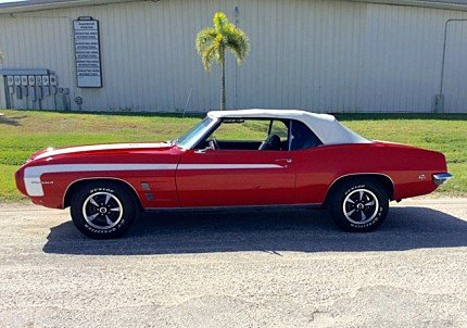 1969 Pontiac Firebird for sale 100854888