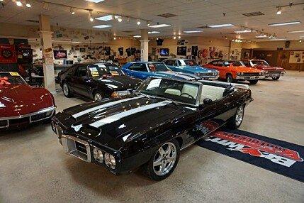 1969 Pontiac Firebird for sale 100943282