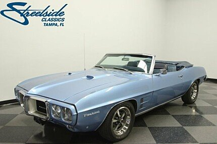 1969 Pontiac Firebird for sale 100962157