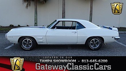 1969 Pontiac Firebird for sale 100965283
