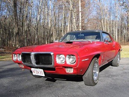 1969 Pontiac Firebird for sale 100997960