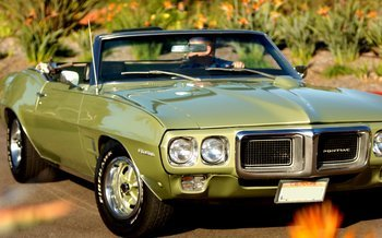 1969 Pontiac Firebird Convertible for sale 100958873
