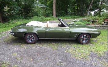 1969 Pontiac Firebird Convertible for sale 101018520