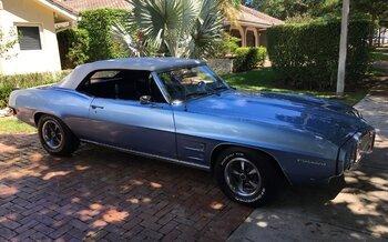 1969 Pontiac Firebird Convertible for sale 101033232