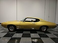 1969 Pontiac GTO for sale 100760481