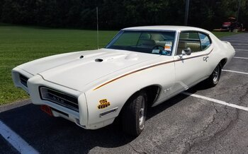 1969 Pontiac GTO for sale 100830544