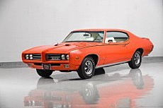 1969 Pontiac GTO for sale 100846377