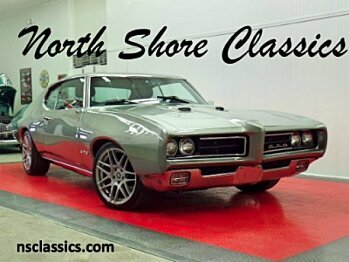 1969 Pontiac GTO for sale 100776020