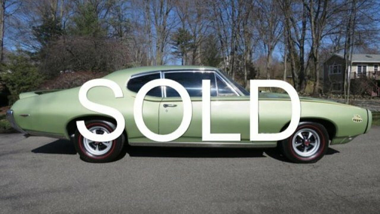 1969 Pontiac GTO for sale near Milford, Connecticut 06460 ...