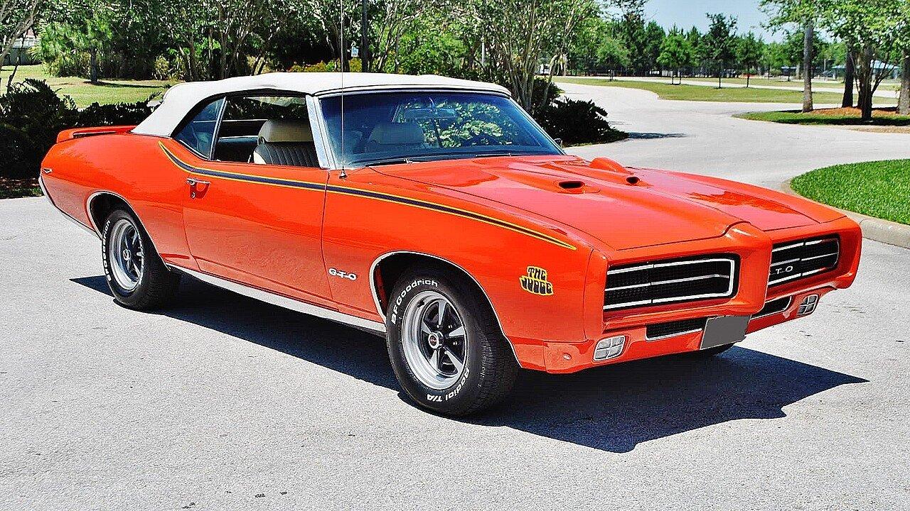 1969 Pontiac GTO for sale near ., Kansas 00000 - Classics on Autotrader