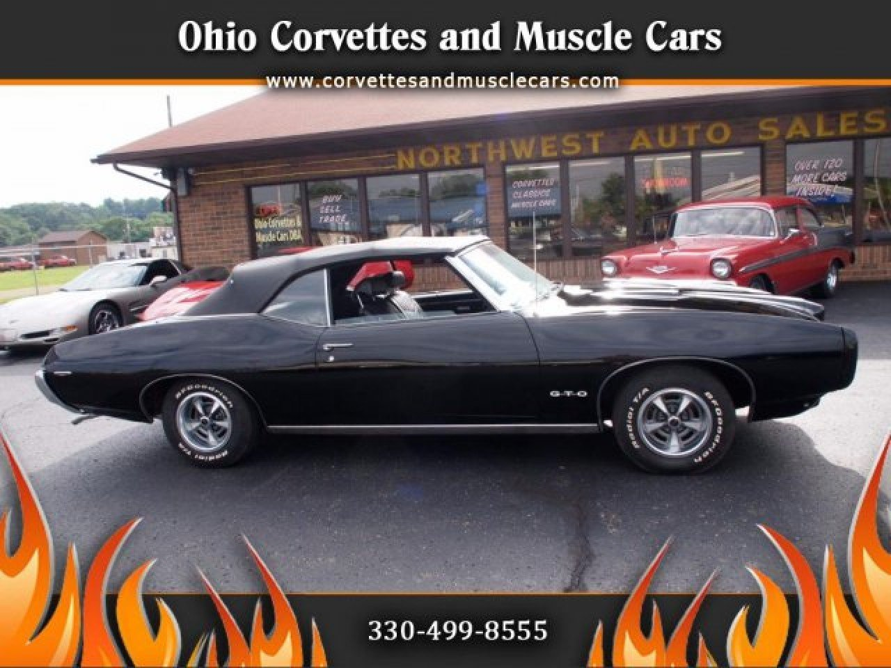 Classic Cars For Sale Auto Trader Com: 1969 Pontiac GTO For Sale Near North Canton, Ohio 44720