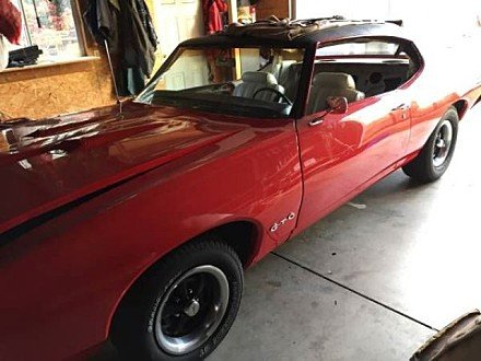 1969 Pontiac GTO for sale 100837011