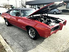 1969 Pontiac GTO for sale 100854707