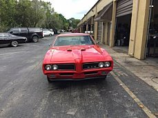1969 Pontiac GTO for sale 100855170