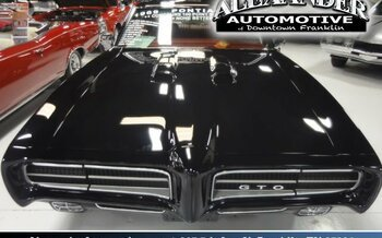 1969 Pontiac GTO for sale 100860809