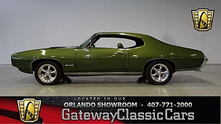 1969 Pontiac GTO for sale 100887979