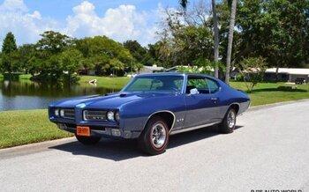 1969 Pontiac GTO for sale 100891565