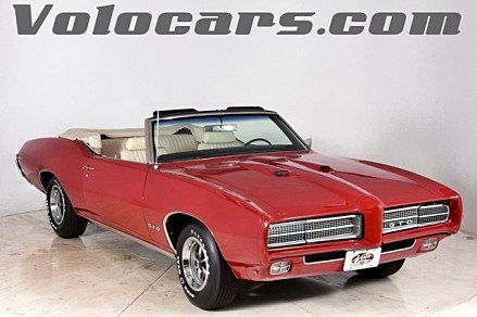 1969 Pontiac GTO for sale 100908491