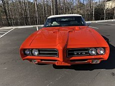 1969 Pontiac GTO for sale 100957536