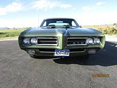 1969 Pontiac GTO for sale 100960272