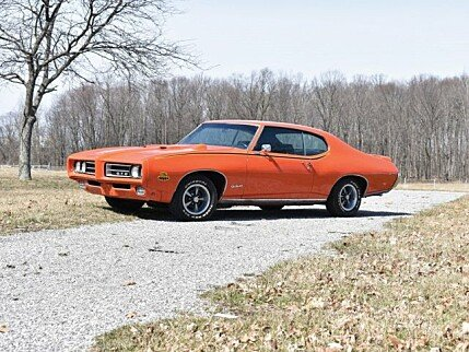 1969 Pontiac GTO for sale 100979083