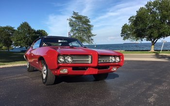 1969 Pontiac GTO for sale 101016336