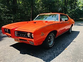 1969 Pontiac GTO for sale 101032769