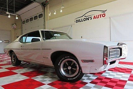 1969 Pontiac GTO for sale 101039856