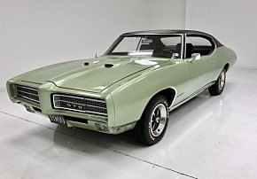 1969 Pontiac GTO for sale 101044530