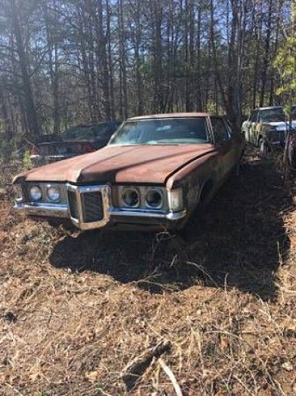 1969 Pontiac Grand Prix for sale 100851178