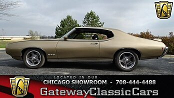 1969 Pontiac Le Mans for sale 100964783