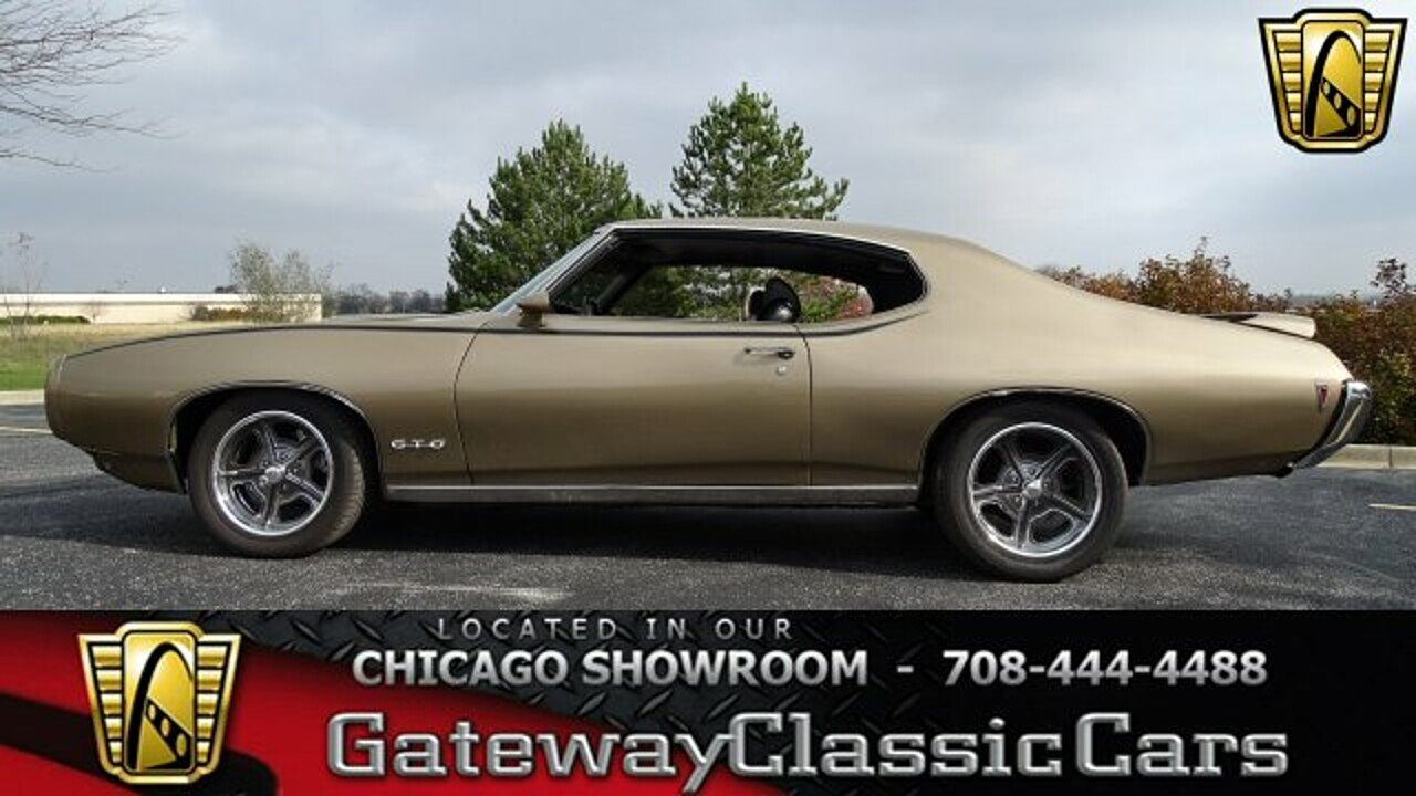 1969 Pontiac Le Mans for sale near O Fallon, Illinois 62269 ...