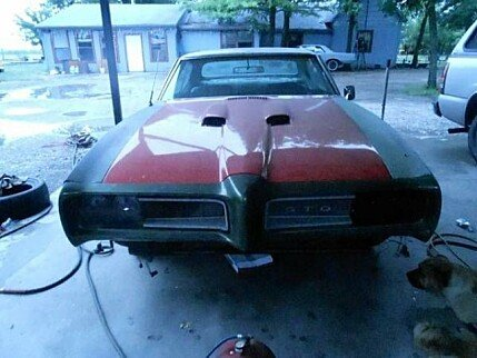 1969 Pontiac Le Mans for sale 100877074