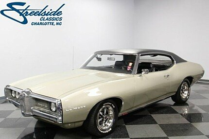 1969 Pontiac Le Mans for sale 100978048