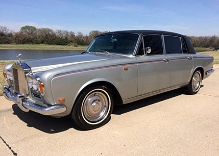 1969 Rolls-Royce Silver Shadow for sale 100857796
