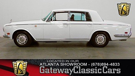 1969 Rolls-Royce Silver Shadow for sale 100876788