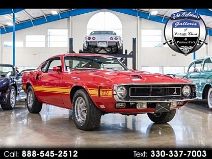 1969 Shelby GT350 for sale 101031225