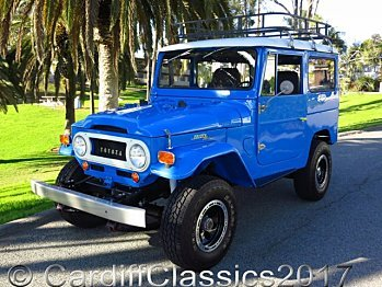 1969 Toyota Land Cruiser for sale 100851860