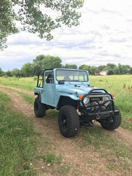1969 Toyota Land Cruiser for sale 100906851