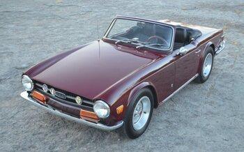 1969 Triumph TR6 for sale 100856687