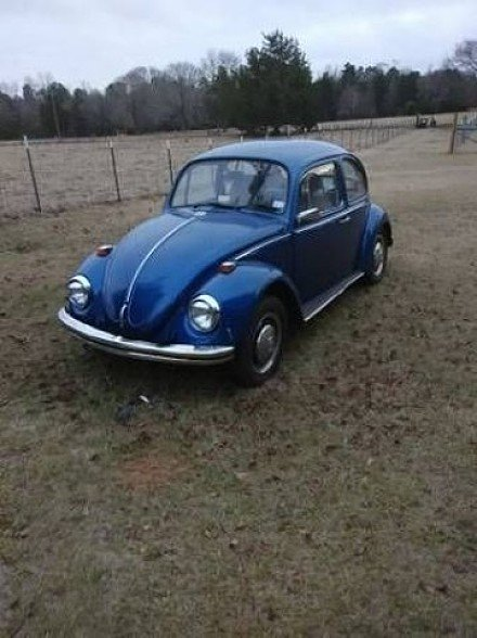 1969 Volkswagen Beetle for sale 100958046