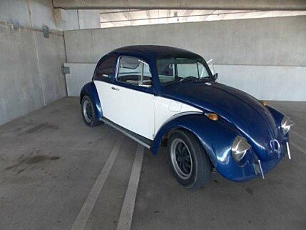 1969 Volkswagen Beetle for sale 100966504