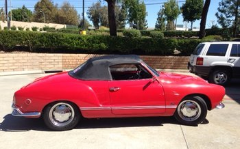 1969 Volkswagen Karmann-Ghia for sale 101027860